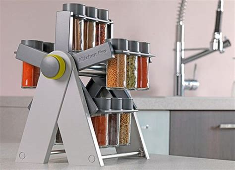 Carousel-Spice-Rack-Plans