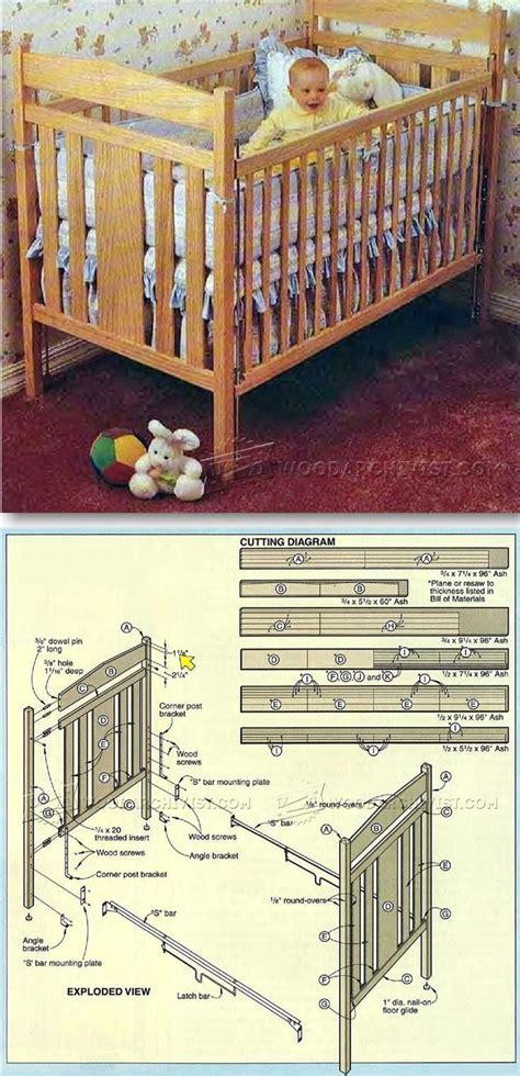 Carpenter-Plans-For-Stacking-Crib
