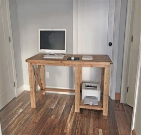 Carpentry-Plans-Desk