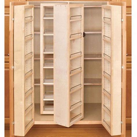 Carperty Plans Pantry Cabinets