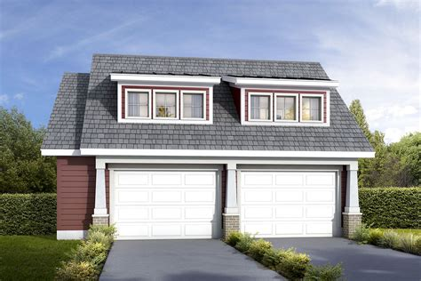 Carriage House Plans 2 Car Garage