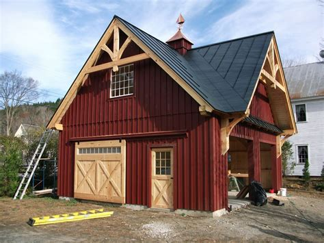 Carriage-Shed-Garage-Plans