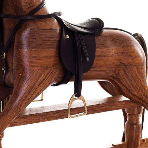 Carved-Wood-Rocking-Horse-Plans