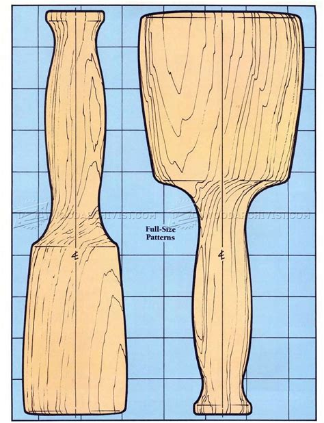 Carving Mallet Plans