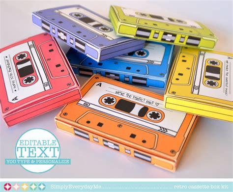 Cassette-Tape-Box-Diy