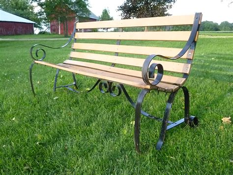 Cast-Iron-Garden-Bench-Plans