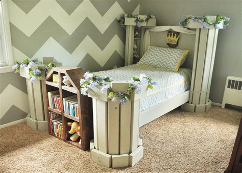Castle-Bed-Plans-Pdf