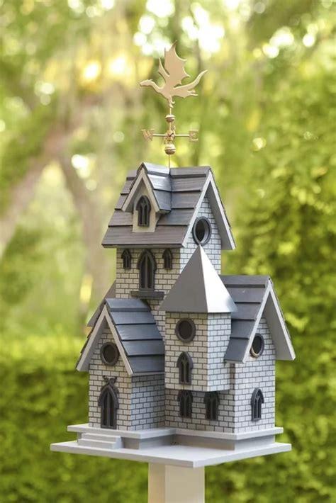 Castle-Birdhouse-Plans