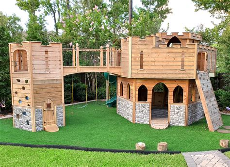 Castle-Playhouse-Plans
