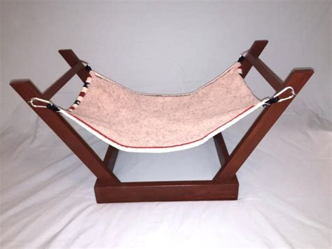 Cat Hammock With Stand Diy Fire