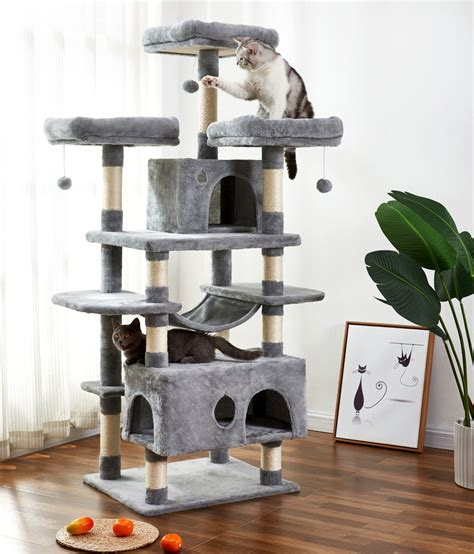 Cat Play Tower Ideas