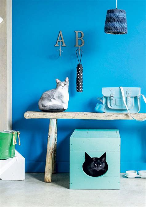 Cat Stand DIY Ideas