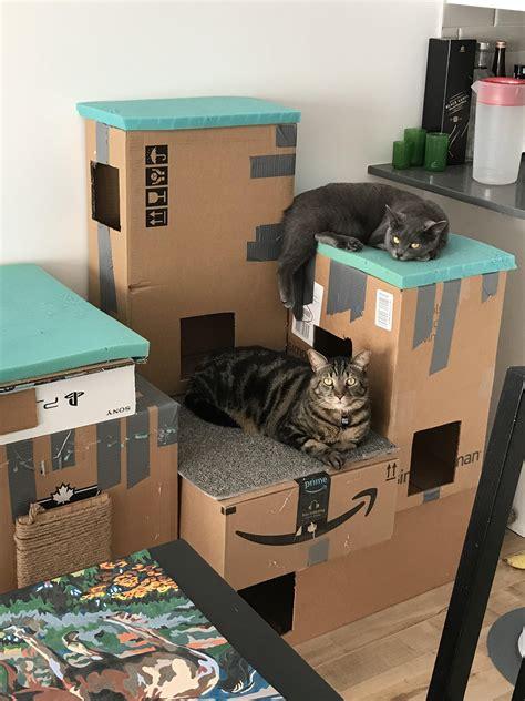 Cat-House-Box-Diy