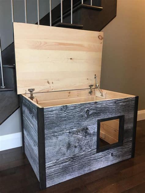 Cat-Litter-Box-Cover-Plans