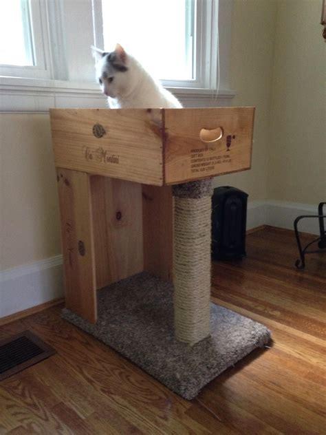 Cat-Tree-Scratching-Post-Diy
