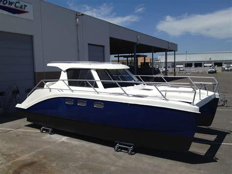 Catamaran Boat Building Plans