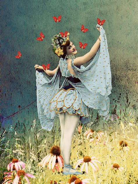 Catrin Welz Stein Butterflies