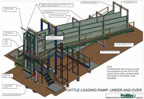 Cattle-Loading-Ramp-Plans