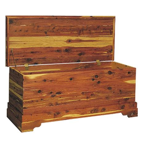 Cedar Chest Plans With Names