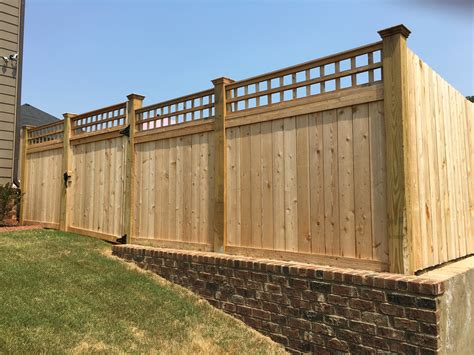 Cedar Picket Gate Designs
