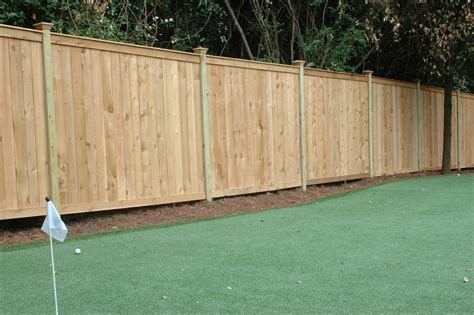 Cedar Privacy Fence Plans