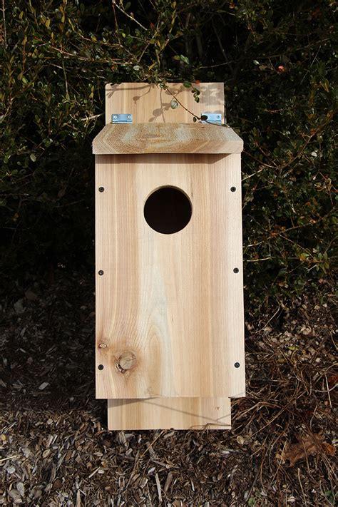 Cedar-Birdhouse-Plans-Free