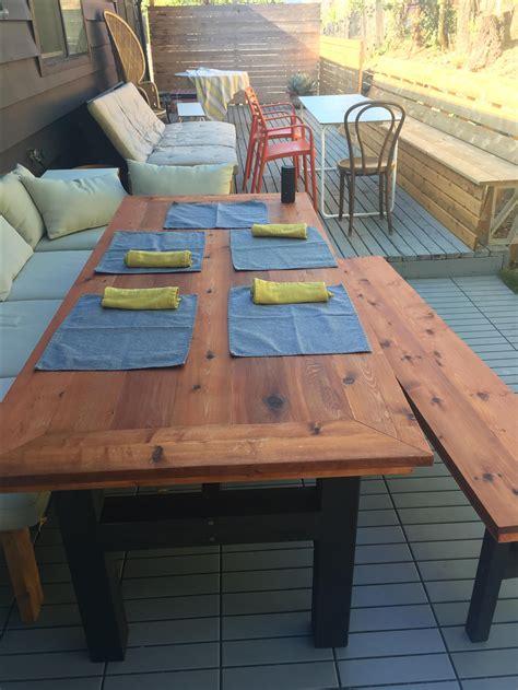 Cedar-Outdoor-Farmhouse-Table