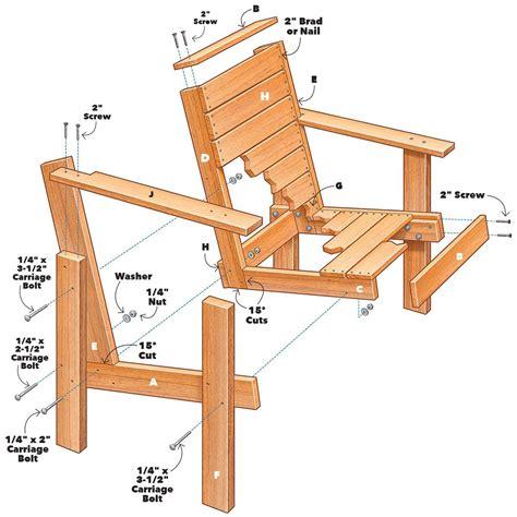 Cedar-Patio-Chairs-Plans