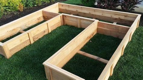 Cedar-Raised-Garden-Bed-Plans