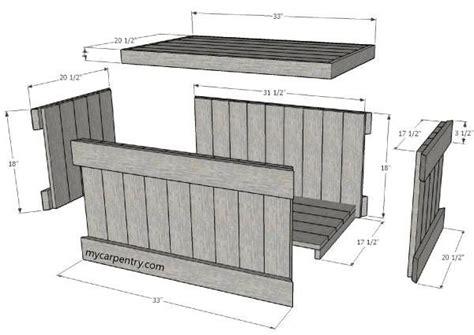 Cedar-Storage-Chest-Plans