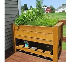 Best Cedar raised bed planter boxes
