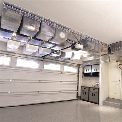 Ceiling Storage Rack Systems