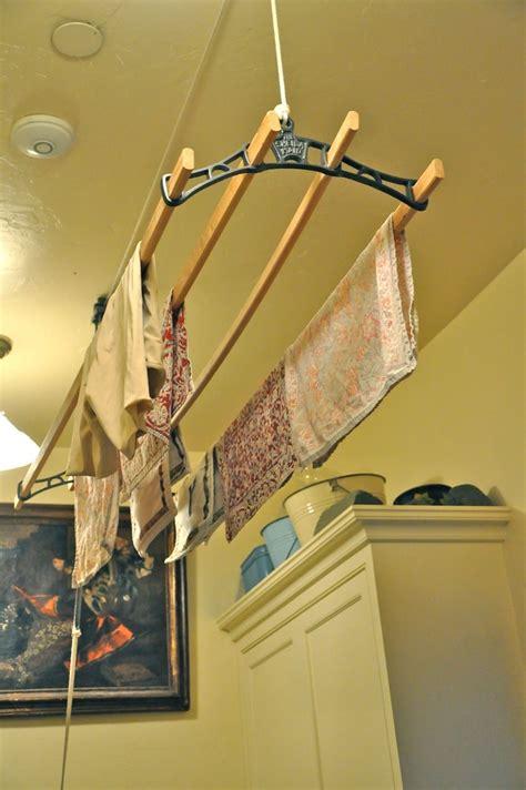 Ceiling-Drying-Rack-Diy