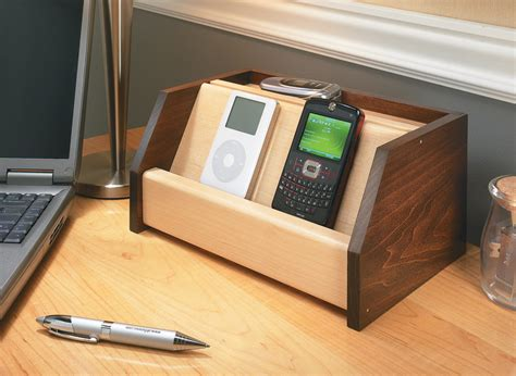 Cell Phone Charging Station Plans