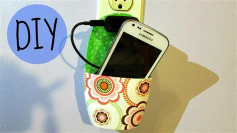 Cell Phone Holder For Bed Diy