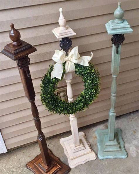 Cemetery Wreath Stand Diy Room