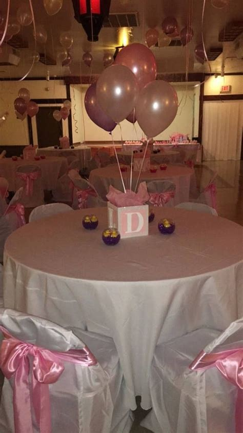 Centerpiece Box Ideas For Baby Shower