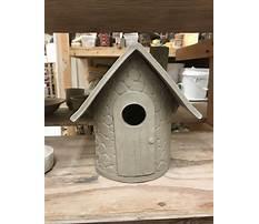 Best Ceramic bird house ideas