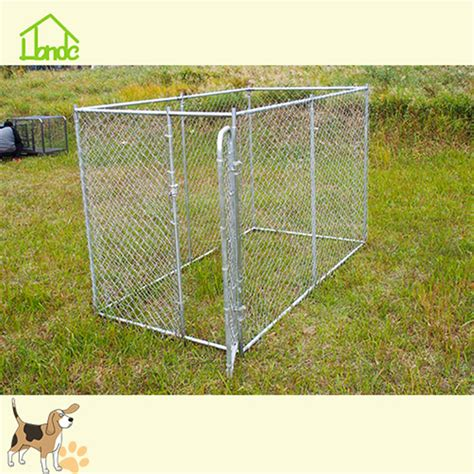 Chain-Link-Dog-Kennel-Plans