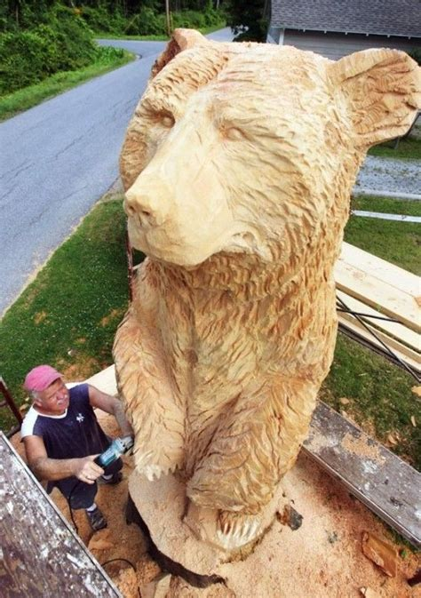 Chainsaw-Carving-Plans