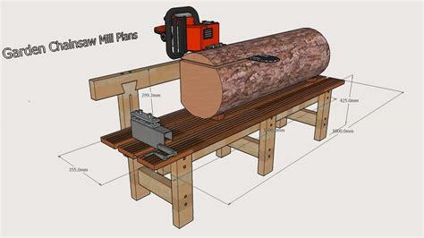 Chainsaw-Sawmill-Plans