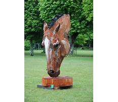 Best Chainsaw carving a horse head