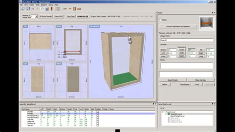 Chair Design Woodworking Software