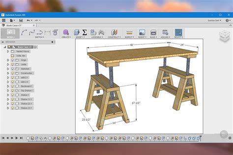 Chair Design Woodworking Software Cad