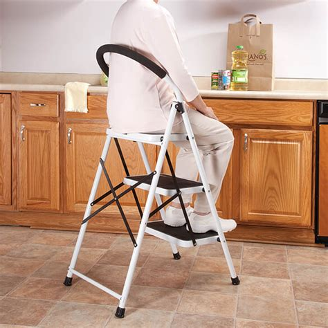 Chair Step Ladder Combo