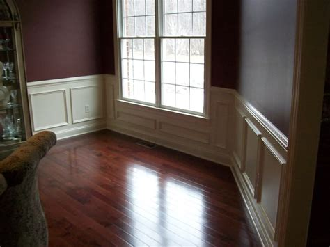 Chair-Rail-And-Shadow-Boxes-Diy