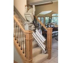 Best Chair lift design