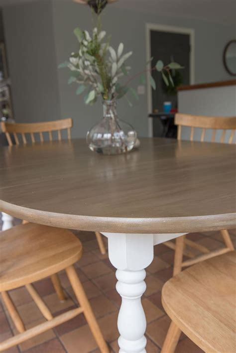 Chalk Paint Diy Table Base