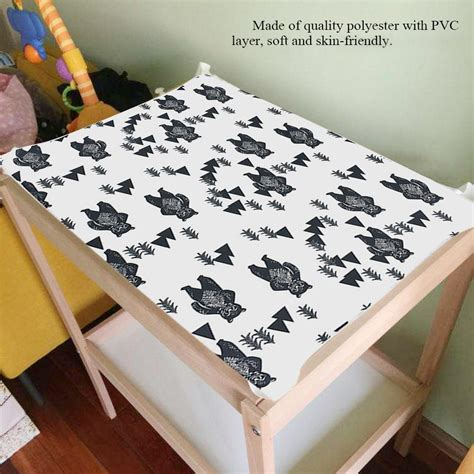 Changing Table Pad Cover Diy Box