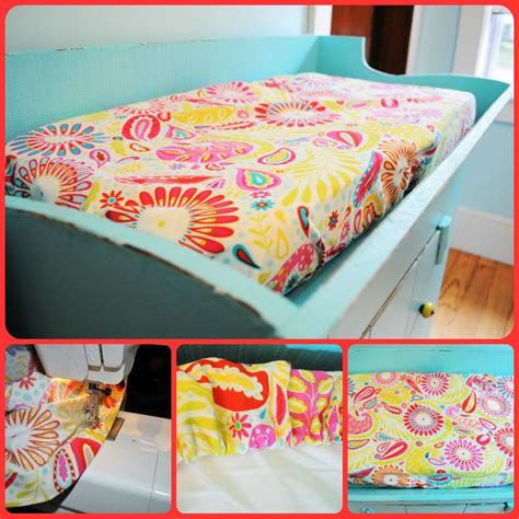 Changing-Table-Pad-Cover-Diy